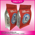 Heat Seal Sealing & Handle and Accept Custom Order side gusset Aluminum foil bag