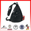 New Design Vintage Men's Polyester Sling Sport Pack Chest Pack