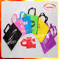 Hot sell non woven tote bags/recycle shopping bags/fashion handbags