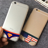 Christmas gift funny Custom 3D Sublimation Mobile Phone Cover For Iphone6 Case
