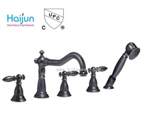 Bathroom design best sell product cupc bathtub faucet (85H06-ORB)