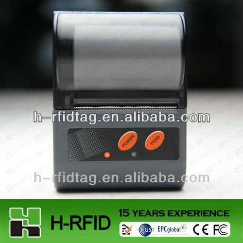 China supply Bluetooth Mobile thermal printer for Adroid system from 17 years factory