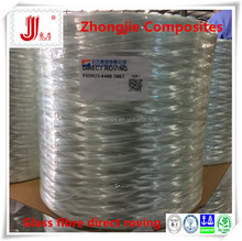 JUSHI 386T 4400 tex E6 glass fibre direct roving for filament winding