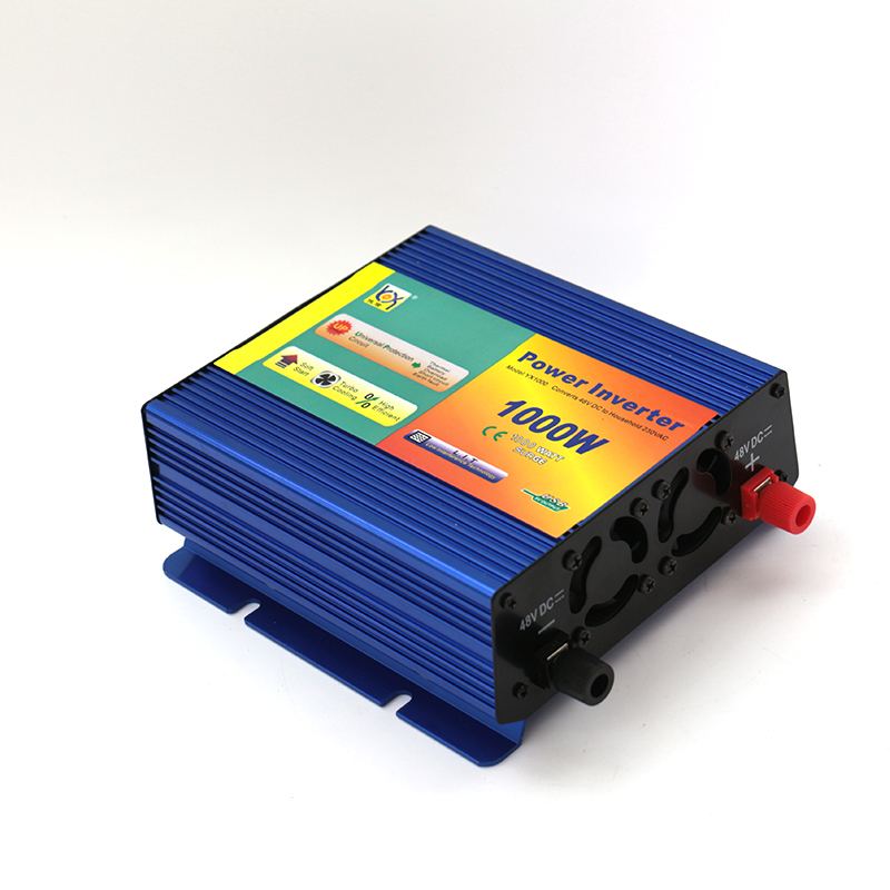 Chinese supplier 1000W low voltage protection solar inverter