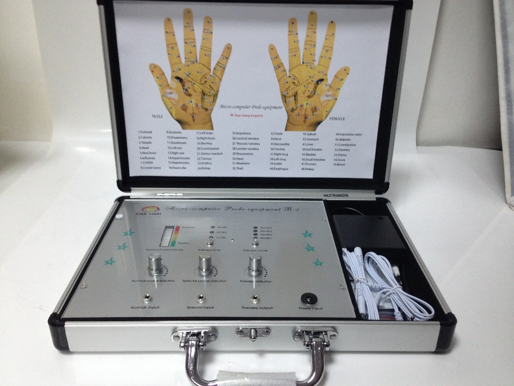 2017 hot selling Hand therapy device enhance the body's immune capacity