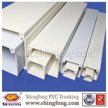 Electrical Fireproof PVC Wire Trunking,Cable Trunking,Cable Duct