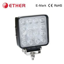 new product distributor wanted ECE R10 IP69K 48 Watt auto parts led work lights for Cars equipment