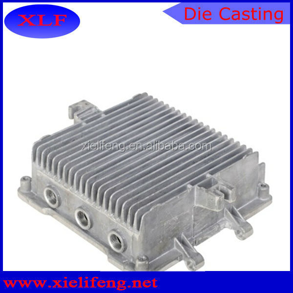 High quality aluminum die casting cover,aluminum die cast housing,aluminium die casting shell