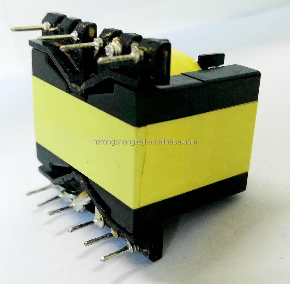 Manufactory high frequency electronic PQ transformer 220v to 12v power