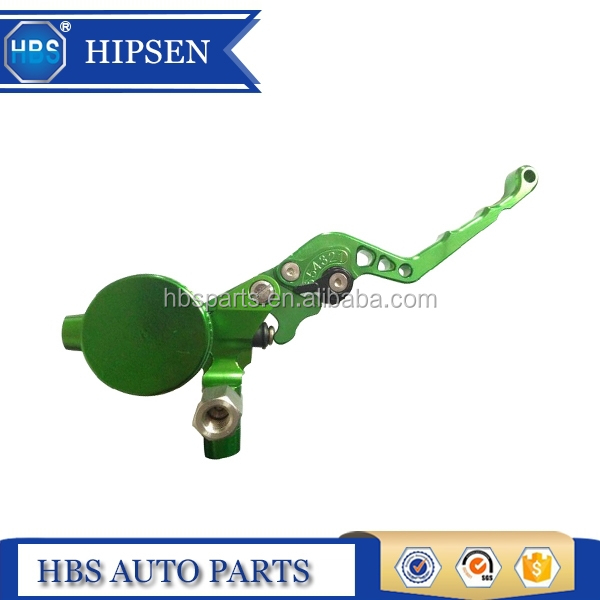 Motorcycle restoration parts modified hand brake master cylinder