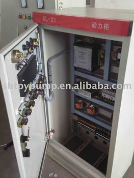 FULL AUTOMATIC DIESEL ENGINE FIRE PUMP CONTROL PANEL