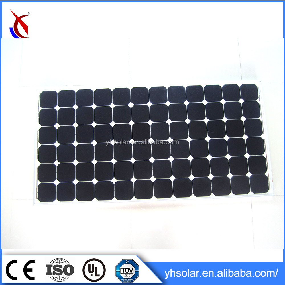 Wholesale Products China Solar Panel High Watt 200w Monocrystalline Solar Panel