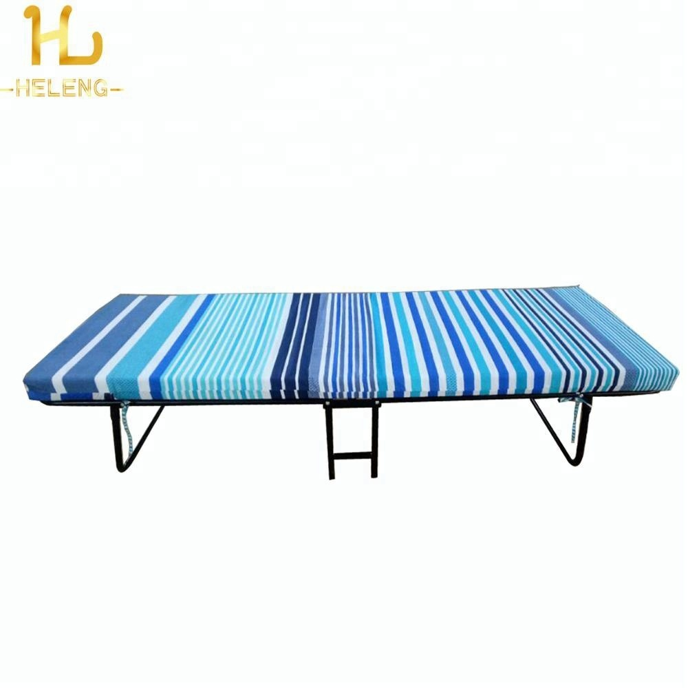 Hot Sale Cheap Portable Metal Folding <strong>Bed</strong>