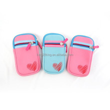 Factory sale OEM neoprene cell phone case