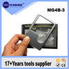 Hot Sale Credit Card Sized Magnifier With Light 3x 6x Portable Electronic Magnifier For Elderly