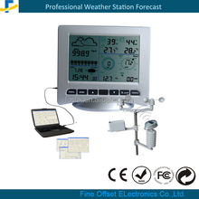 Wireless weather station wind speed direction