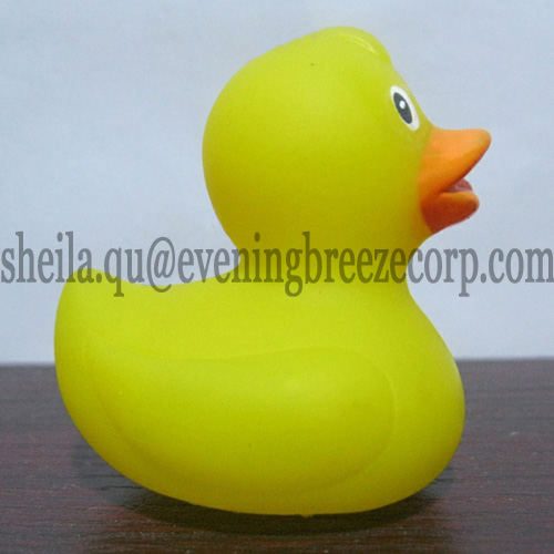 wholesale cheap 4cm baby small bath duck , yellow mini plastic duck,mini rubber duck