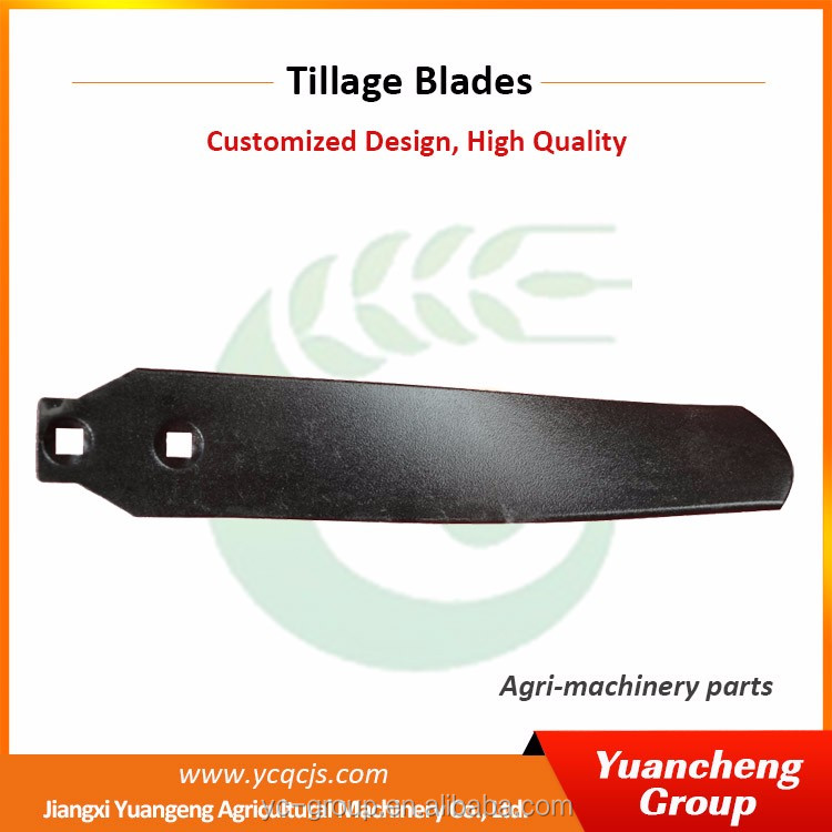 Boron Steel Plough For Walking Tractors Agricultural Machinery Spare Parts