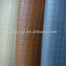 PU Covers Of Chairs Cars Leather Embossed Top Quality (artificial leather)