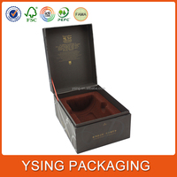 Custom Luxury Cardboard Wine Shipper Box