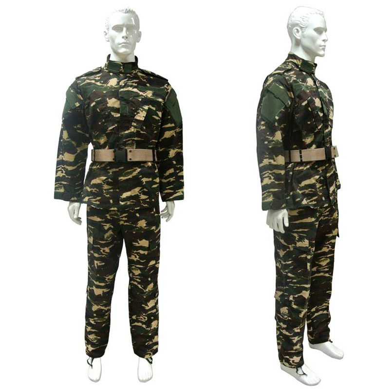 Army Combat Suits 65% Polyester 35% Cotton Military ACU Uniform Universal Camo