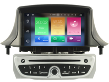 Octa Core 2gb RAM 32gb ROM Android 6.0 car dvd player fit for Renault Megane III Fluence 2009-2011 audio headunit radio GPS navi