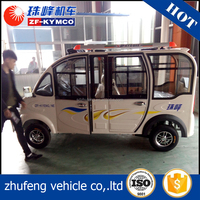 2017 new product three wheel passenger mini van