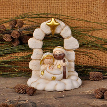 Wholesale resin religious nativity figures