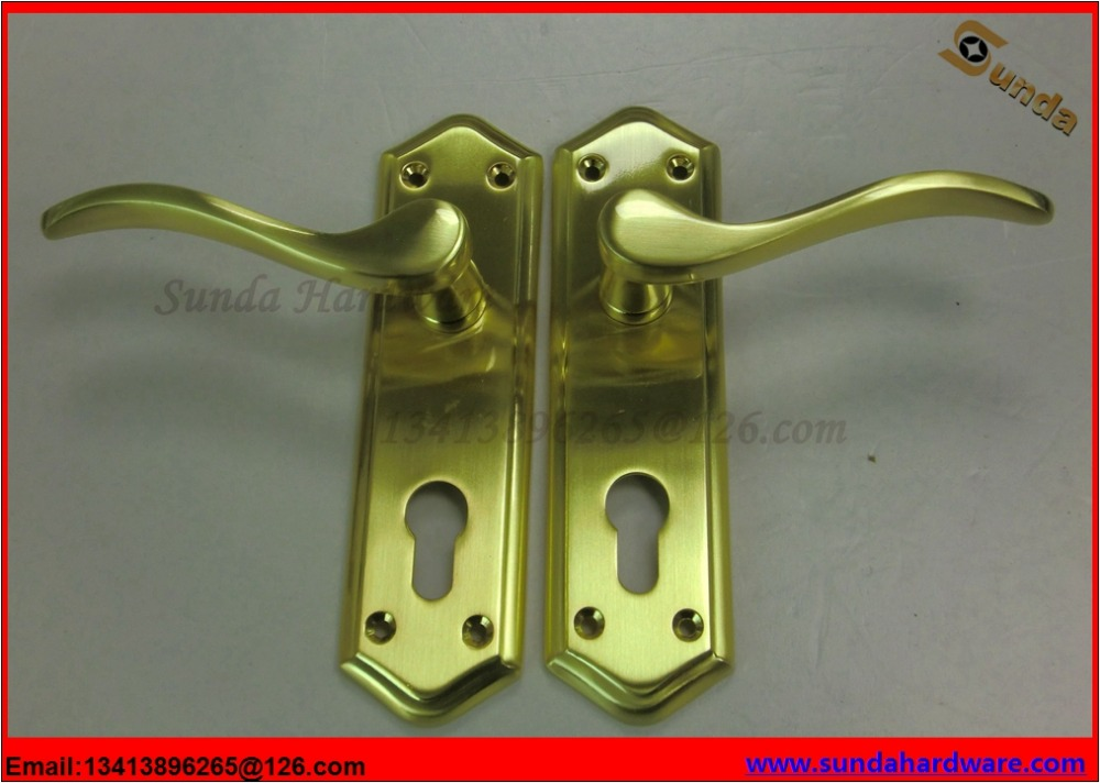 Type Double Handle Door Loc With Different Colors