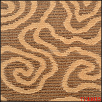 Fashion tile carpet tile fireproof pvc plastic flooring
