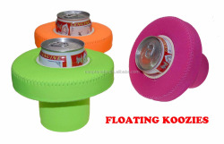Float Neoprene Beer drink beverage Can Bottle Cooler Stubby Holder