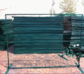 2017 Hot sales! Canada Standard 6'x10' Colorful Perimeter Patrol Temporary Construction Fence at the best price