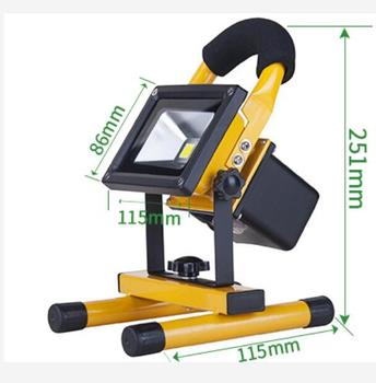 High power 10w.20w.30w.50W LED flood light with epistar chip for competitive price