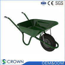 australia heavy duty steel wheelbarrow hub motor