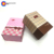 Flat folding pack Magnetic closure color printing foldable storage gift box