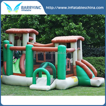 Kids Jumping Entertaiment Center Or Backyard Moonwalk Inflatable Bounce House