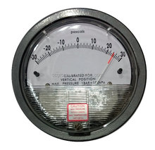 4 INCH 100MM AIR DIFFERENTIAL PRESSURE GAUGE