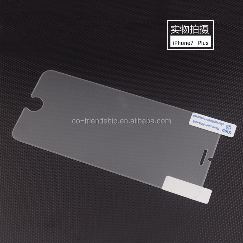 New Arrival For iphone 7 Screen Protector 9H 2.5D Mobile Phone Accessories Screen Guard