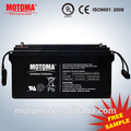 Hot sell solar gel battery 12v 100ah with low price