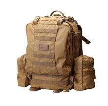 Durable waterproof molle camping hiking military tactical backpack