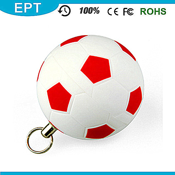 pop soccer ball 256MB/512MB /1GB/2GB USB with plastic portable