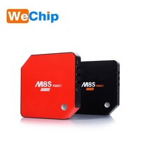 M8S PLUS II 3G 32G custom android tv box with mini keyboard air fly mouse M8S M8S+ T95M X96 H96 PRO