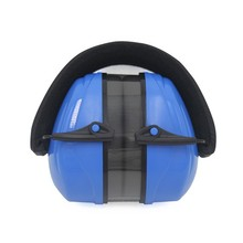 Color Logo Customized Sound Proof Foldable Ear Earmuffs