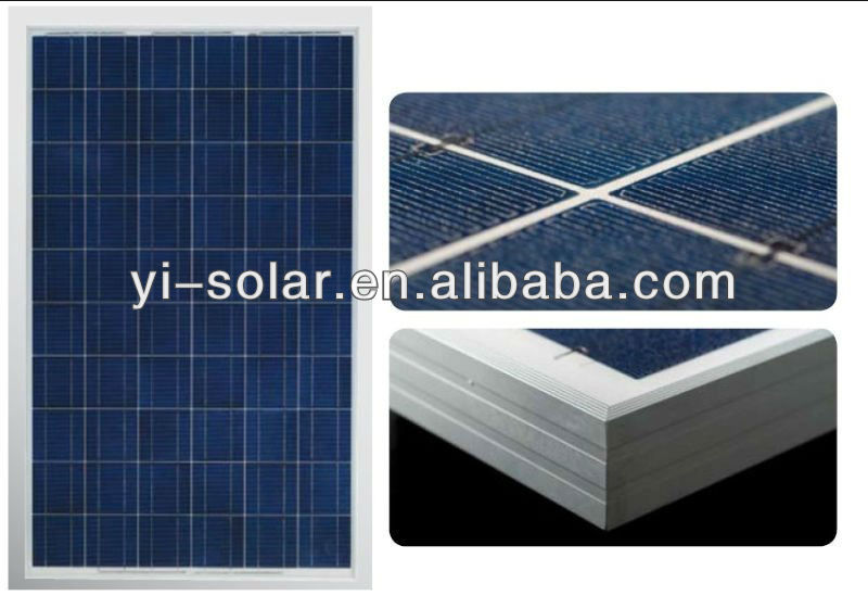 the lowest price 20w poly solar panel