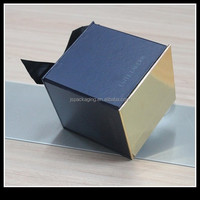 Perfect design&high quality foldable boxes/luxury gift packaging paper box/rigid cardboard gift box with a ribbon bow