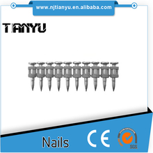 Step Shank Bullet Head Concrete Nails Drive Pin