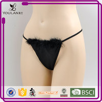 Most Beautiful Fitness Spandex And Nylon Luxury Teens Girls Thongs