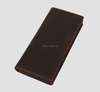 2016 High Quality Men's Wallet Genuine Leather Travel Wallet Organizer For Men