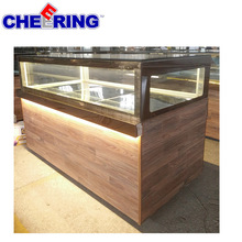 2016 New Style Commercial Glass Chocolate Display Showcase