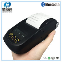 Factory price mini wireless bluetooth mobile thermal printer MHT-5800